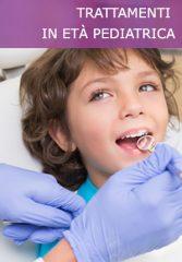 dentista per bambini roma eur trattamenti età pediatrica